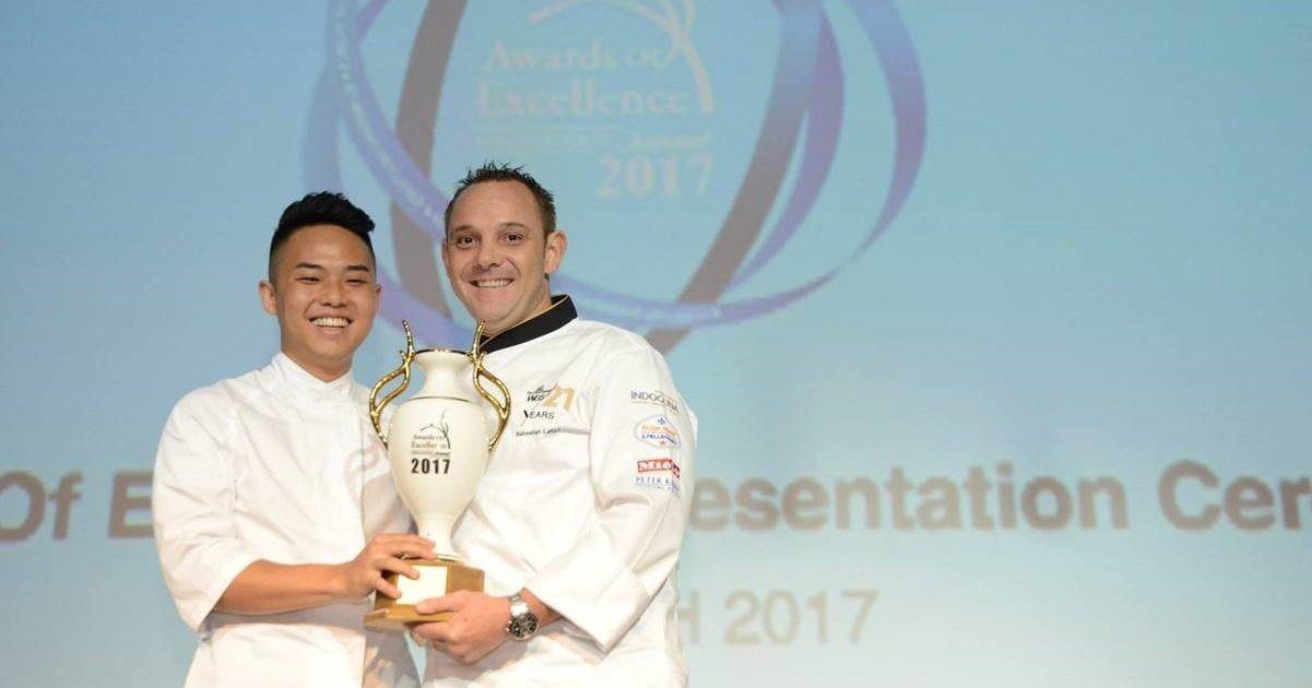 Sinh viên SHATEC giành chiến thắng trong một cuộc thi về ẩm thực